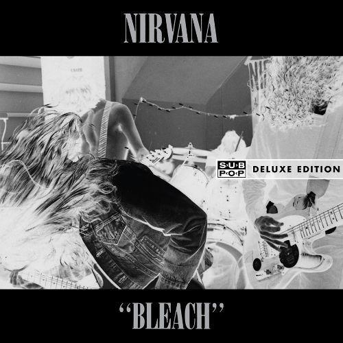 Bleach Deluxe Edition Lp Vinyl Nirvana Album Alternative Songs