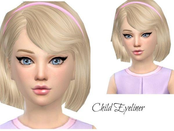 Sims 4 Kids Hair Cc | hairstylegalleries.com