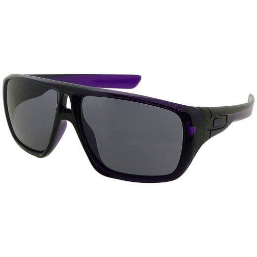 """Oakley Grape Juice """"Dispatch"""" Aviator Sunglasses With Brow Bar. Model Number: OO9090 12. Blending style with technology, the retro inspired Oakley Grape Juice sunglasses offer a superb all round performance."""