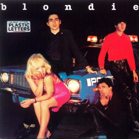 Blondie - Plastic Letters - 180gr