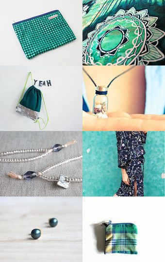 summer at the beach by Birgit on Etsy--Pinned with TreasuryPin.com