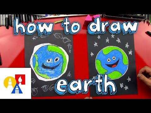 Earth Day art with the kids!!