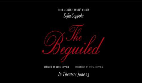 The Beguiled 2017 Sinemalarda Yönetmenliğini Sofia Coppola'nın yaptığı filmde Amerikan iç savaş döneminde yaşanan olaylardan bahsedilmekte.