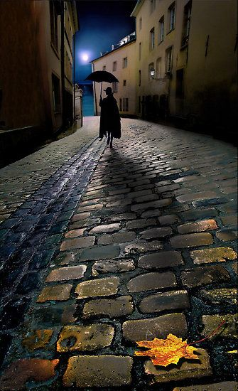 "<3 ""Luxembourg"" by Igor Zenin. #photography #atnight"