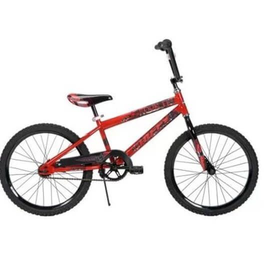 "Kids Bike 20"" Steel Bicycle Frame Junior-Size Pedals Cycling Sports Child NEW #1"
