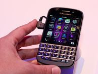 Why isn't the keyboard-rocking BlackBerry Q10 out sooner? commentary The core BlackBerry experience has largely been defined by the keyboard. Don't abandon it -- put it front and center, too.