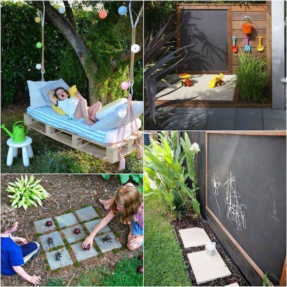 17 best ideas about aire de jeux en plein air on pinterest. Black Bedroom Furniture Sets. Home Design Ideas