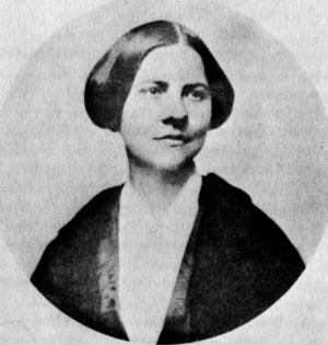 Susan B. Anthony played a pivotal role in the 19th century Women's Rights Movement always fighting for equality of women  http://en.wikipedia.org/wiki/Susan_B._Anthony