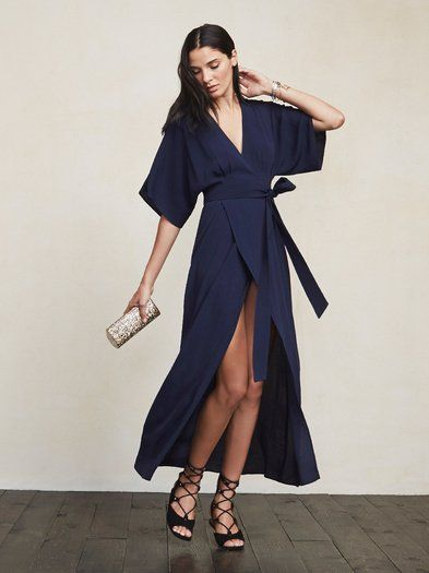 THIS ITEM WILL SHIP JUNE 1st. For those of you who loved the Warhol Dress but were concerned for your boobs, the Elle Dress. It is specially designed for ladies with a bigger bust. https://www.thereformation.com/products/elle-dress-navy-blue?utm_source=pinterest&utm_medium=organic&utm_campaign=PinterestOwnedPins