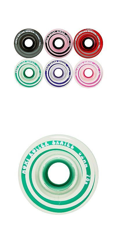 Wheels 159064: Moxi Gummy Juicy 78A Indoor Or Outdoor Quad Roller Skate Wheels By Riedell Teal -> BUY IT NOW ONLY: $39.31 on eBay!