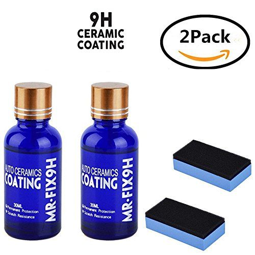 Car Ceramic Coating 9h Car Ceramic Coating Kit Anti-Scratch Car Polish Car High Gloss Ceramic Coat Auto Detailing Glass Coat Care Super Hydrophobic Glass Coating 30ml 2PCS. For product info go to:  https://www.caraccessoriesonlinemarket.com/car-ceramic-coating-9h-car-ceramic-coating-kit-anti-scratch-car-polish-car-high-gloss-ceramic-coat-auto-detailing-glass-coat-care-super-hydrophobic-glass-coating-30ml-2pcs/