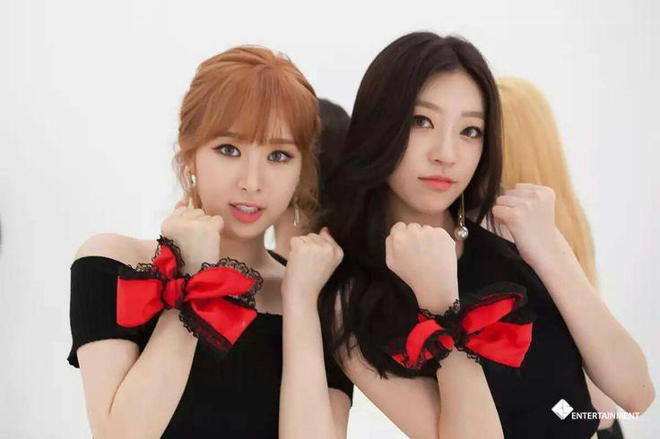 "[BTS] SONAMOO ""Friday Night"" MV - Minjae & Sumin"