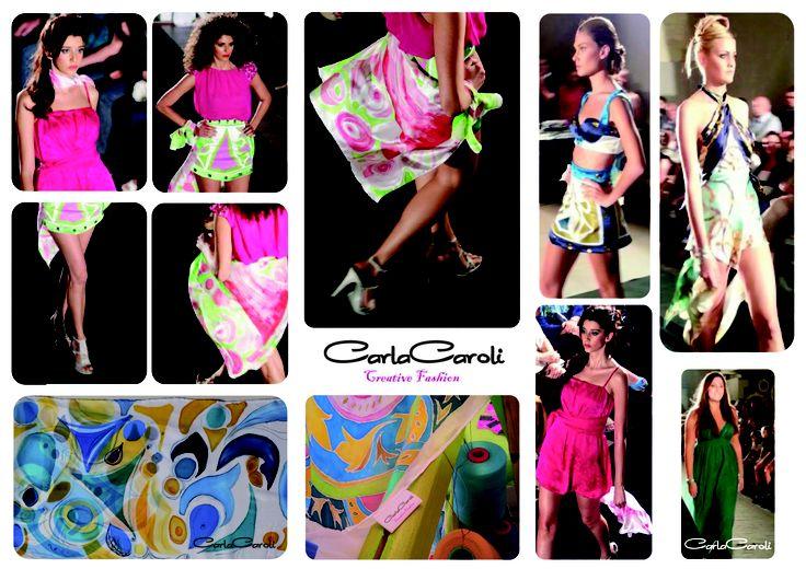 """Collezione """"SIVIGLIA """" S/S 2014 di Carla Caroli Creative Fashion"""