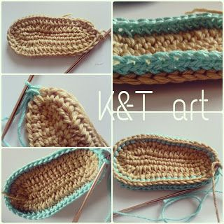 """free baby crochet sandals pattern @ """"The difference is in the details"""":"""