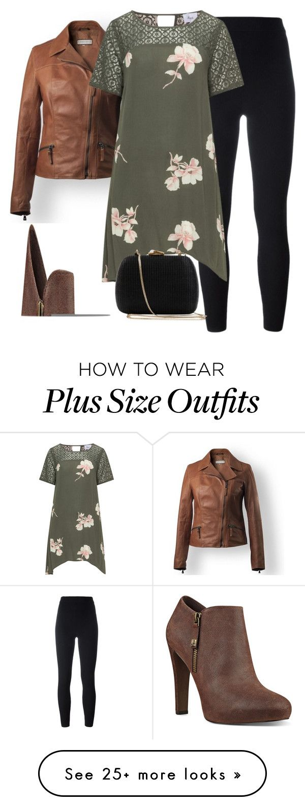 """""""Untitled #2446"""" by samanthay7 on Polyvore featuring adidas Originals, Zizzi, Nine West and Serpui"""