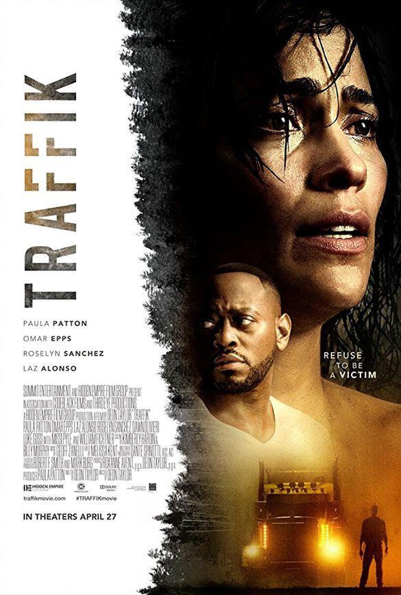 Thriller, Deon Taylor, Paula Patton, William Fichtner, Dawn Olivieri