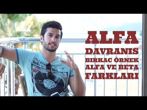 Alfa Erkek Olabilirsin | Olumlamalar - YouTube