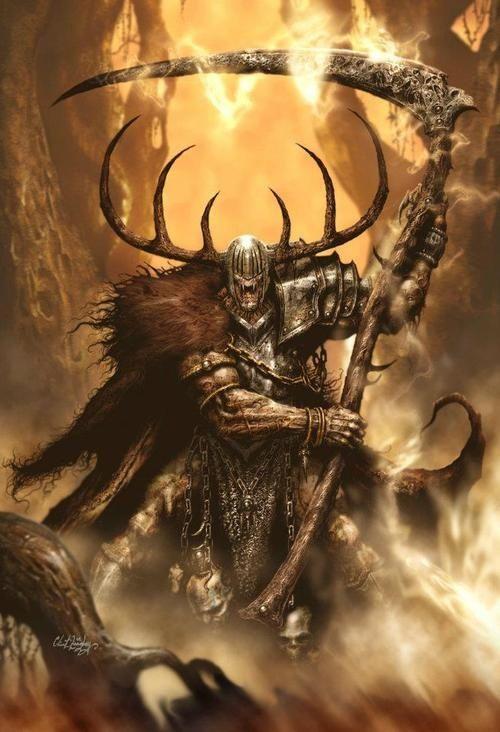 warriors in legend and mythology photos | scythe warrior ...