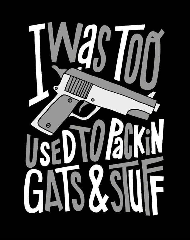 """58 Amazing Typography Images Of Notorious B.I.G.'s """"Juicy"""" Lyrics"""