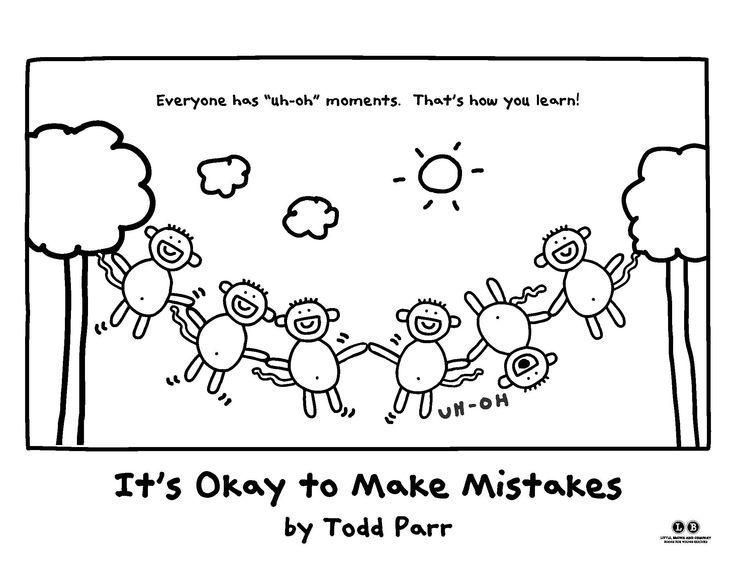 Make mistakes Its okay and Colors on Pinterest