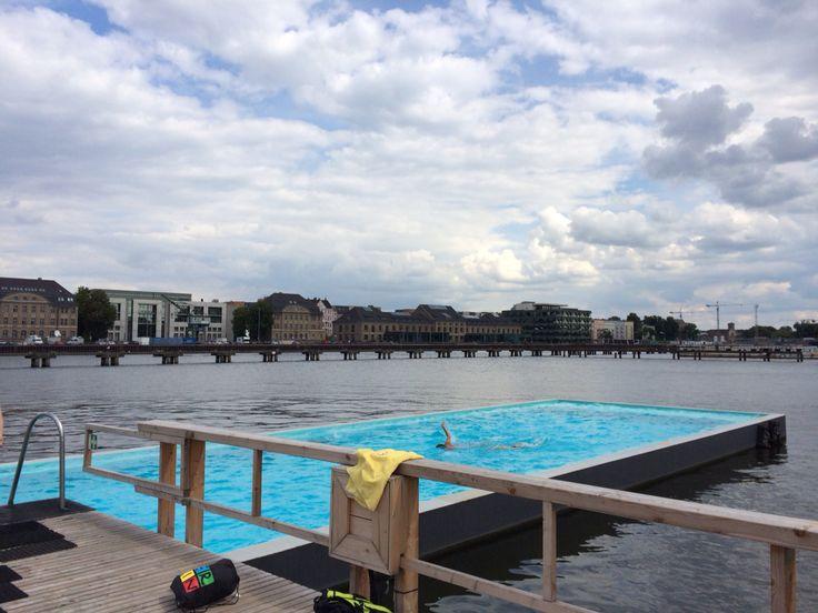 Urban pool, Berlin