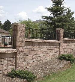 10 Best ideas about Concrete Fence on Pinterest