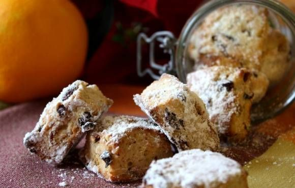 Рождественское немецкое печенье