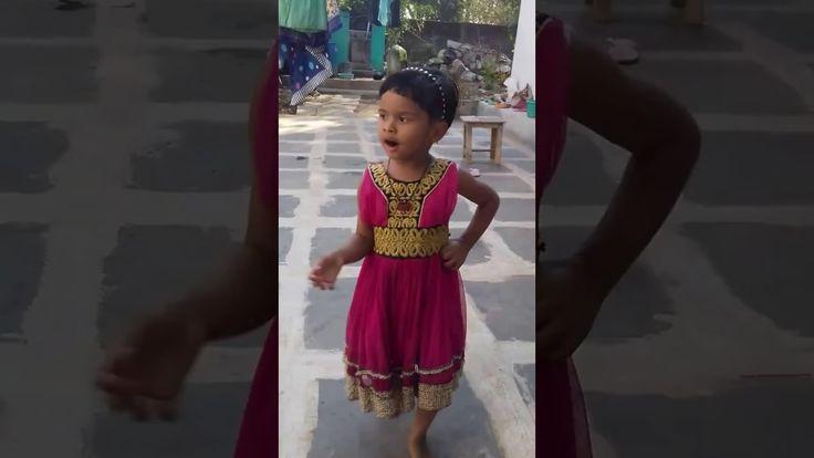 Child dance video