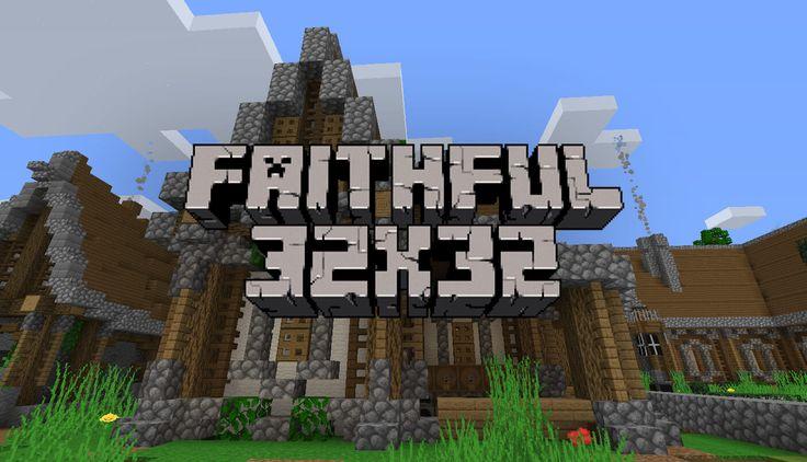 32x Faithful 32x32 1 17 In 2021 Texture Packs Packing Faith