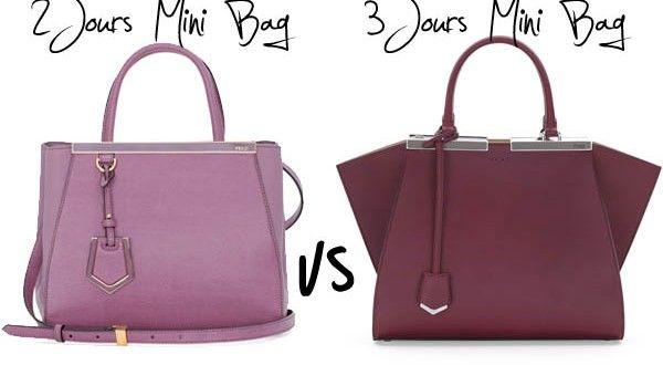 4c7b1a9785fe ... usa fendi mini bags 2jours mini bag versus trois jours mini tote bag  a9746 84ce6