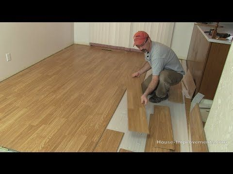 How to lay your wooden floors step by step. | Removing ...