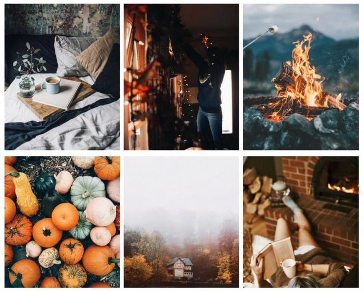 Crunchy Leaves And Fluffy Socks  |  Pinspiration 002
