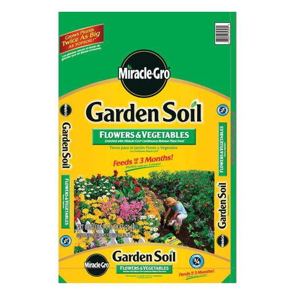Miraclegro Garden Soil Garden Center Pinterest Gardens Bags And Wells