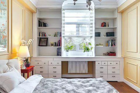 окно со шкафами в спальне оформление: 67 тис. зображень знайдено в Яндекс.Зображеннях
