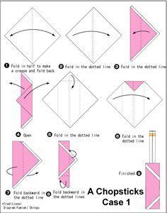 origami bag simple - Google zoeken