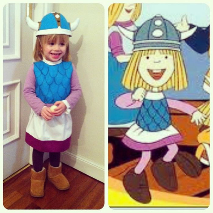 Disfraz Vickie el vikingo Kids Costume