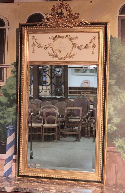 les 25 meilleures id es de la cat gorie miroir trumeau sur pinterest trumeau armoires verts. Black Bedroom Furniture Sets. Home Design Ideas