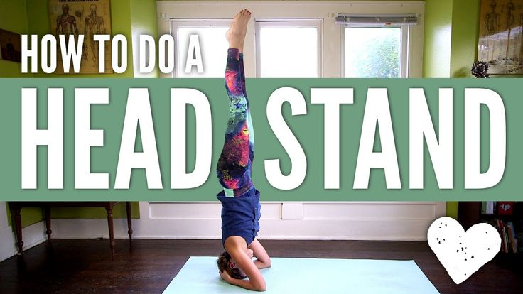 Learn the foundations of Headstand pose or Sirsasana! In this video we build integrity and increase awareness for a strong supported headstand. This inversio...