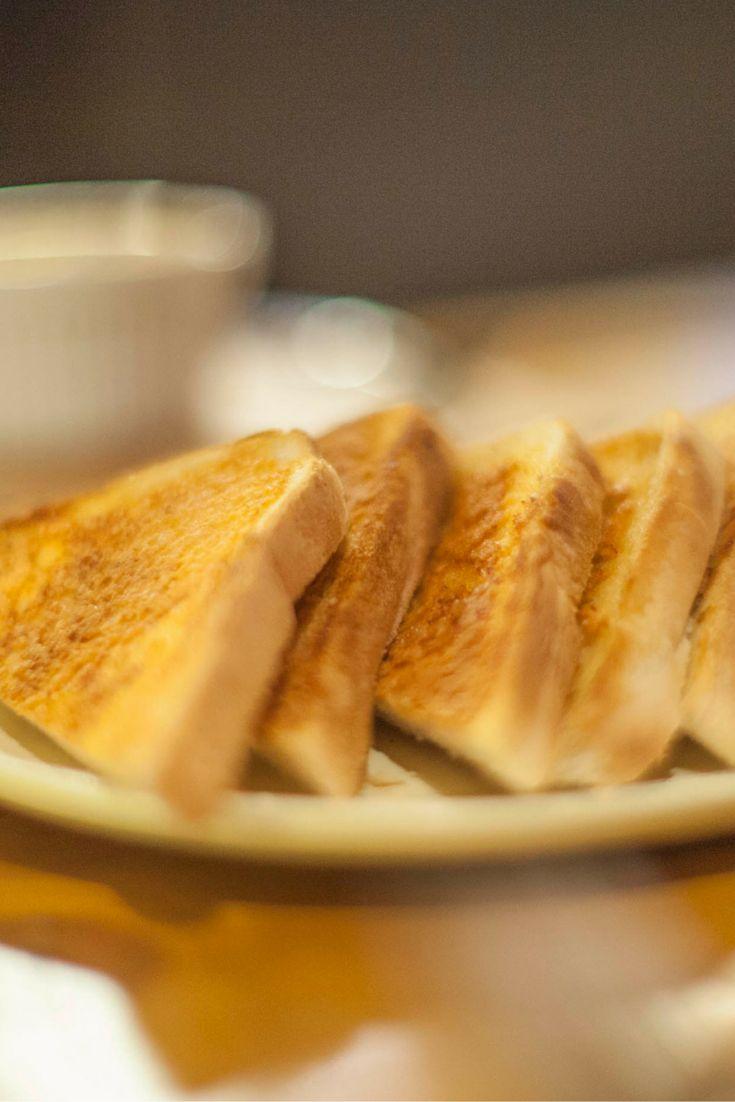 Sizzler cheese toast. Per serve: 2.1 Exchanges, 31g carbohydrates, 1291 kJ, 309 Calories #Vegetarian #Type1Diabetes #Recipe