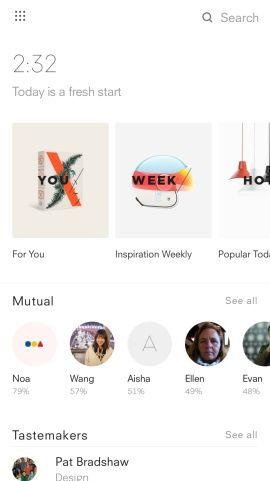 Rover: Discover Stories You Love Screenshots