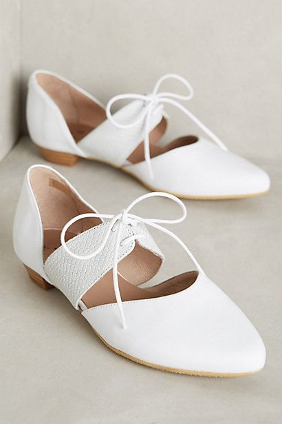 KMB Allons Oxfords #anthropologie