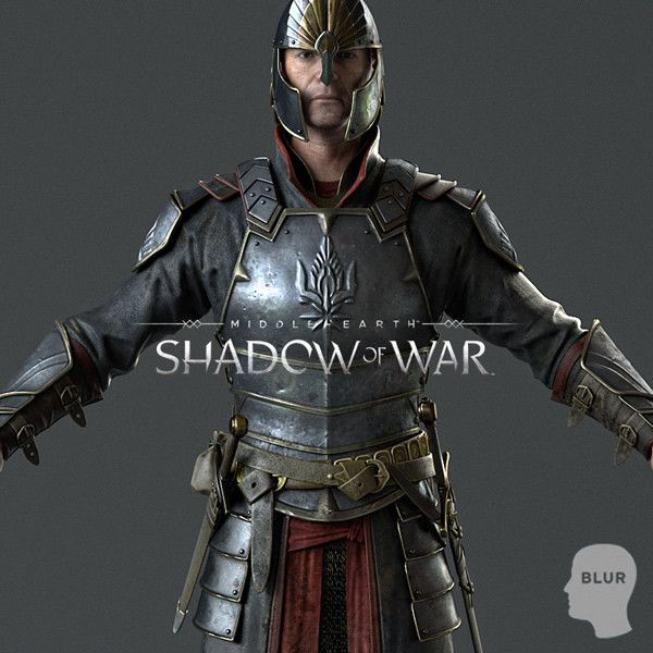 Shadow of War | Blur Studio, Andrei Szasz on ArtStation at https://www.artstation.com/artwork/oPgOO