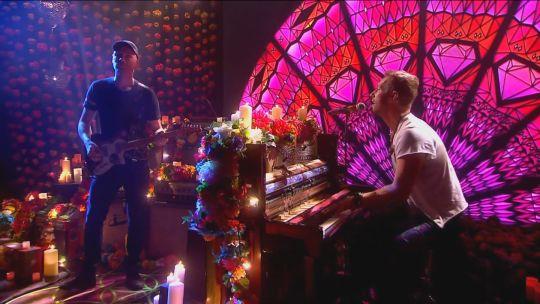 Coldplay News