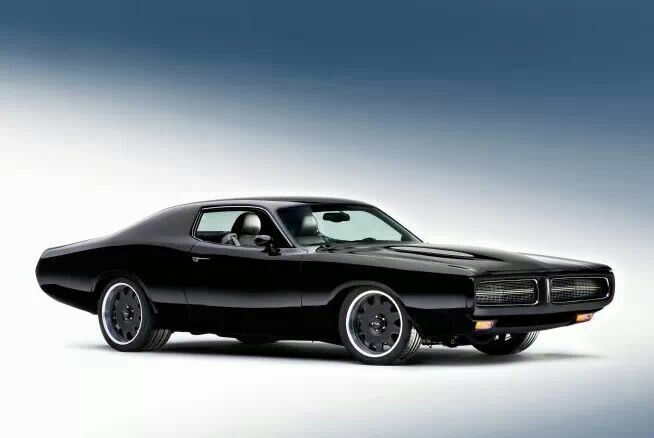 1972 dodge charger...i want one