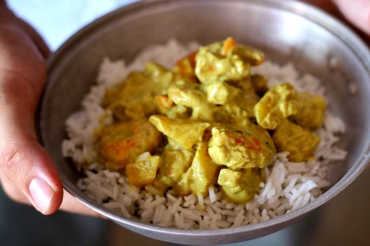 Schiscetta – Curry di Gamberi al Mango