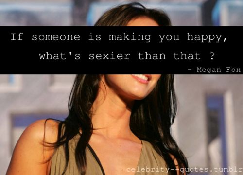 megan fox quotes | Tumblr by TroubleInParadise† | We Heart It