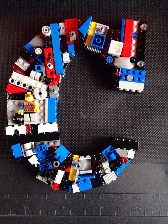 Lego R Letter C Lego 169 Decor And Letters Pinterest