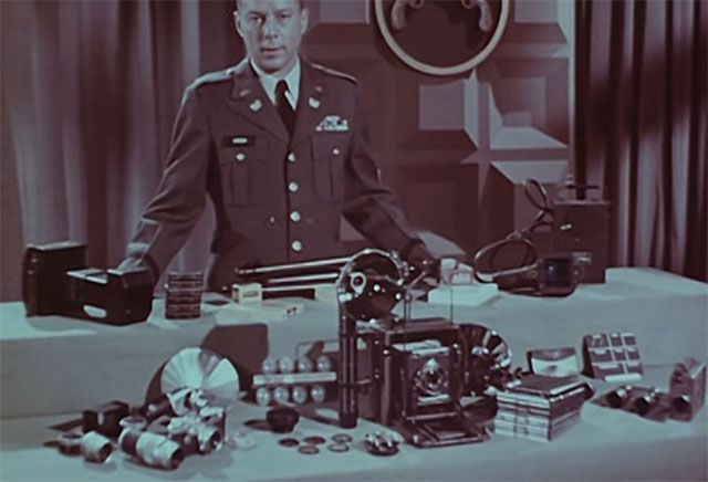 Here's a 1965 US Army Training Film on the Basics of Photography