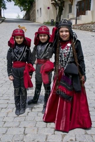 Asia - Georgia/Sighnaghi