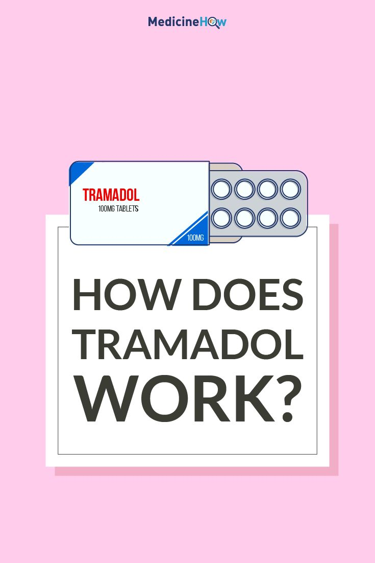 How Does Tramadol Work?